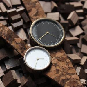 コルク腕時計