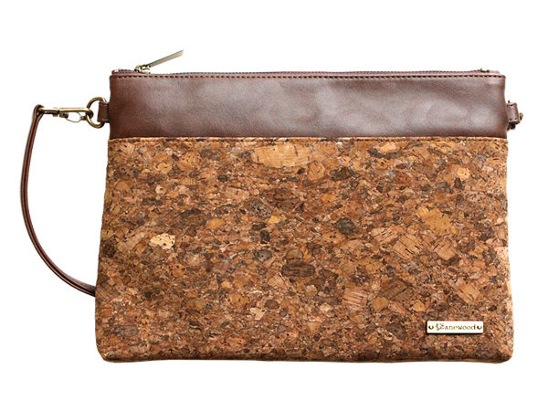 CONNIE Wristlet Clutch